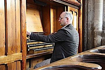 St John's Organ